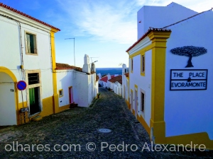 Fotografia de Rua/Rua em Evoramonte
