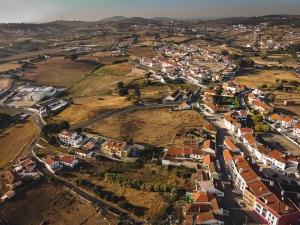 Paisagem Urbana/A minha primeira fotografia aérea
