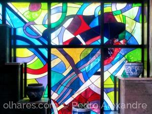 Outros/O colorido do vitral