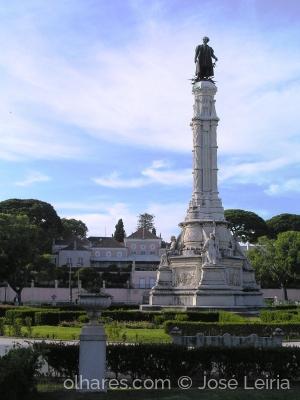Gentes e Locais/Jardim Afonso Albuquerque - Lisboa