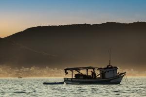 Paisagem Natural/Pescadores de Bombinhas