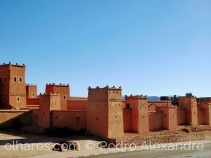 Gentes e Locais/Ouarzazate - Kasbah Taourirt