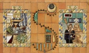 Arquitetura/Azulejos modernistas
