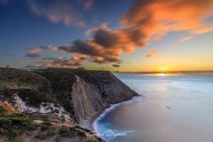 Paisagem Natural/Cabo Espichel - Praia dos Lagosteiros