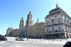 Gentes e Locais/O belo Palácio Nacional de Mafra!