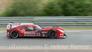 Desporto e Ação/Nissan GT-R LM NISMO