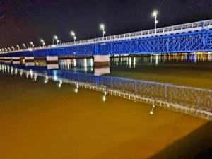 Paisagem Urbana/a ponte  Portimão