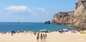 Gentes e Locais/Hoje fui à praia...