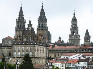 Paisagem Urbana/O esplendor de Santiago