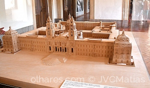 Gentes e Locais/Maquete do Palácio Nacional de Mafra!