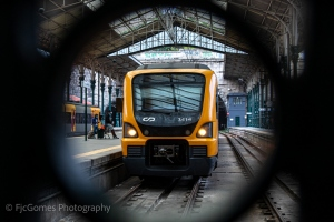 Fotografia de Rua/Color train