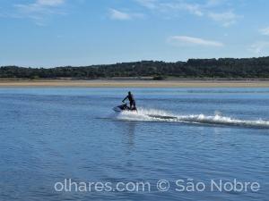/Jet Ski  na Lagoa