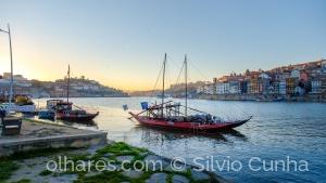 Fotografia de Rua/Pôr-do-Sol no Porto, Portugal