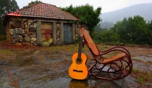 Gentes e Locais/Blues de um dia de chuva