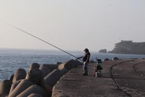 Gentes e Locais/Pescando para a dieta...