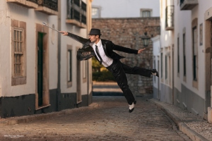 Fotografia de Rua/Como Fred Astaire