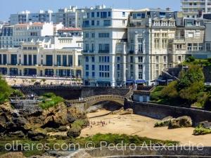 Gentes e Locais/Um olhar em Biarritz