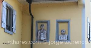 Fotografia de Rua/Namoradeira de janela e seu... (made in Germany)