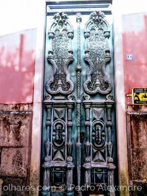 Arquitetura/Pormenores de uma porta