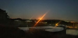 Gentes e Locais/Ontem estive, no nascer da Lua Cheia...
