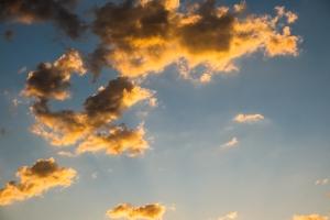 Paisagem Natural/Ao pôr do sol... ( texto)