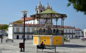 Gentes e Locais/Largo de Nª Sª da Nazaré -  (Sítio)
