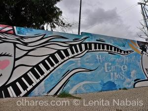 Fotografia de Rua/HÁ SEMPRE MÚSICA ENTRE NÓS