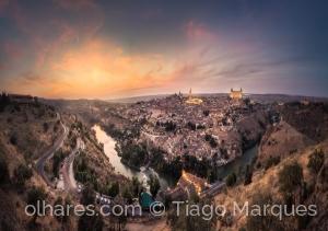 Outros/Um Pôr do Sol em Toledo