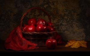 Outros/Um cesto cheio de Outono