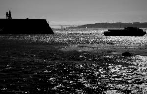 Paisagem Natural/O Pontão e o Barco