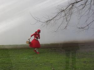 /O Fantasma e o Capuchinho Vermelho (LER)