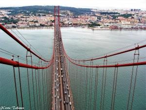 Arquitetura/Ponte 25 de Abril