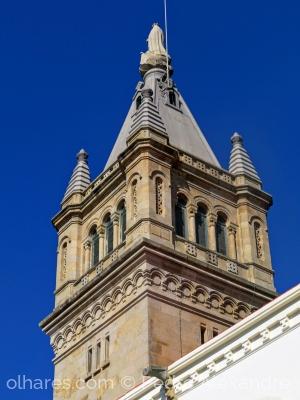 Arquitetura/Torre da Igreja de Espinho
