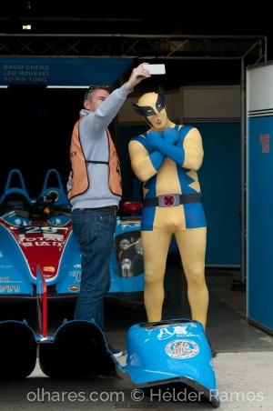 Desporto e Ação/X-Men at Le Mans