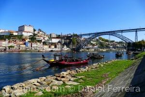 /Rabelos no rio Douro