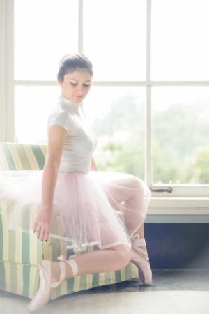 /A bailarina