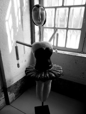 /Bailarina em construção