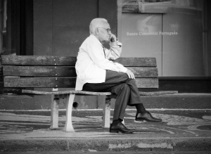 /O banco da solidão