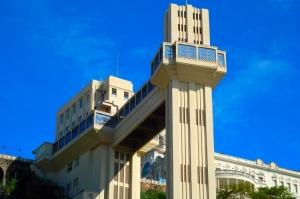 Paisagem Urbana/elevador