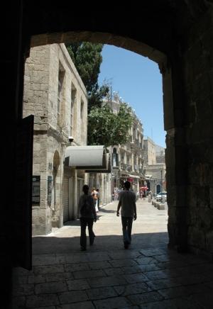 Gentes e Locais/Porta de Jaffa