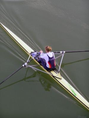 Desporto e Ação/Remo no feminino