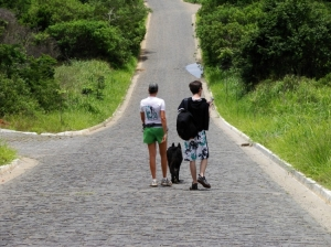 Paisagem Urbana/Caminhada