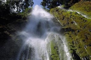 /cascadas del limon in republica dominicana