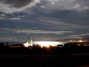 Paisagem Urbana/Uma noite linda....