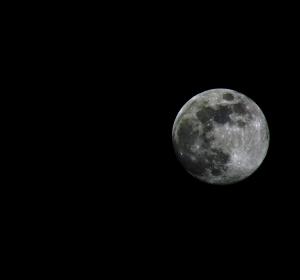 Paisagem Natural/[ Lua ]