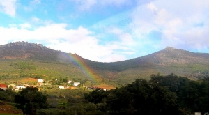 Paisagem Natural/Over the Rainbow...