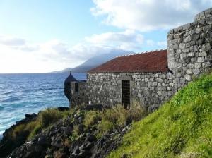 Gentes e Locais/Forte de Santa Catarina - Lages do Pico Açores