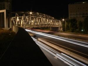 Paisagem Urbana/noite movimentada