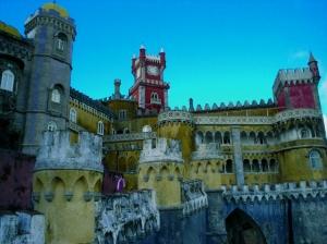 História/As torres de Sintra