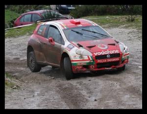 Desporto e Ação/JP Fontes - Fiat Punto S2000